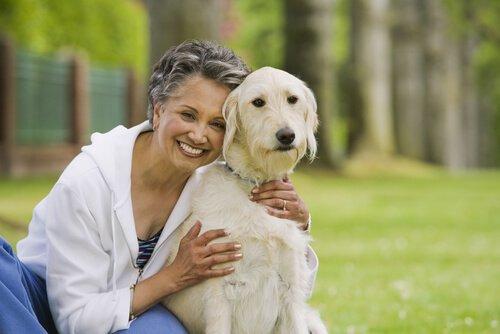 köpeklerin yaşlılara faydaları