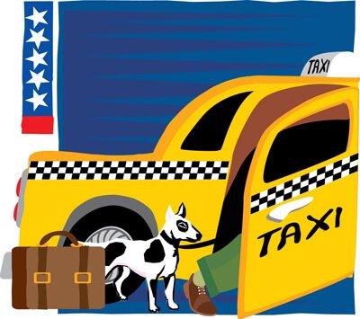 Ek Ücret Almayan Köpeklere Özel Taksiler