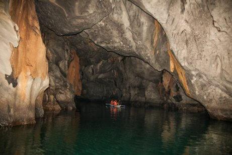 yeraltı nehri