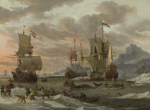 savaşan gemiler