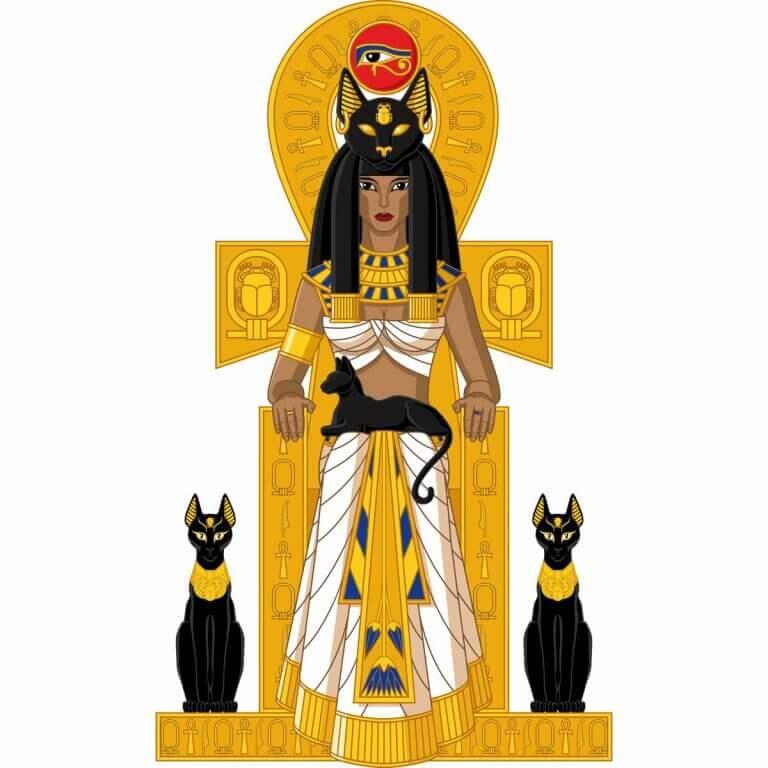 Mısır tanrıçası