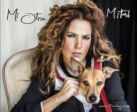 venezuelalı köpek sever şarkıcı